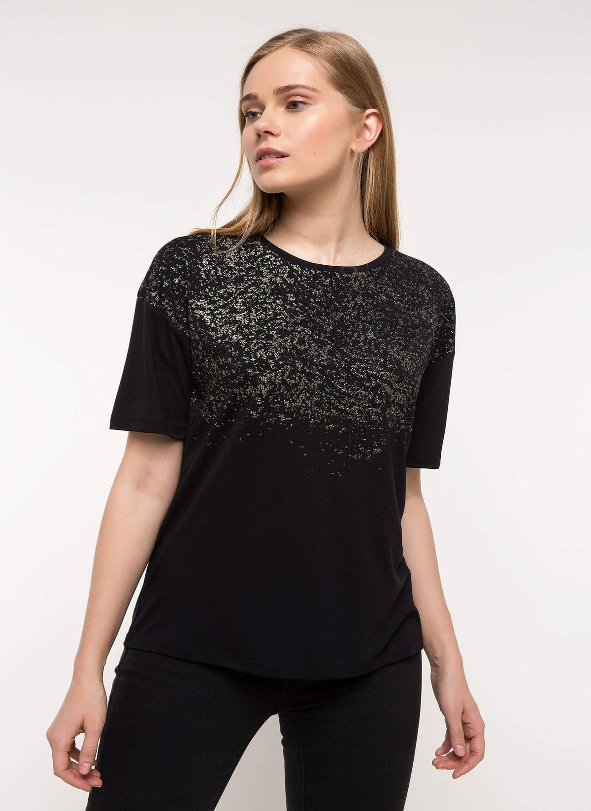 Defacto Tişört I8120az18smbk27t-shirt – 29.99 TL